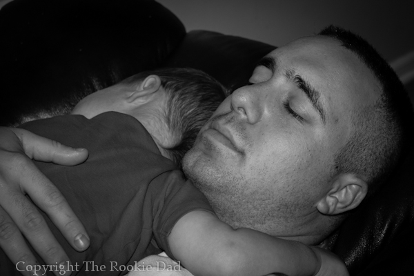 letter to my son on going to sleep