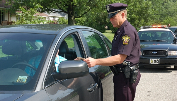 How To Get Out Of A Speeding Ticket - The Rookie Dad