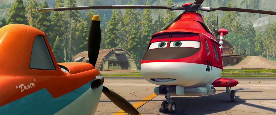 Lessons learned from disneys planes fire and rescuethe rookie dad this voltagebd Choice Image