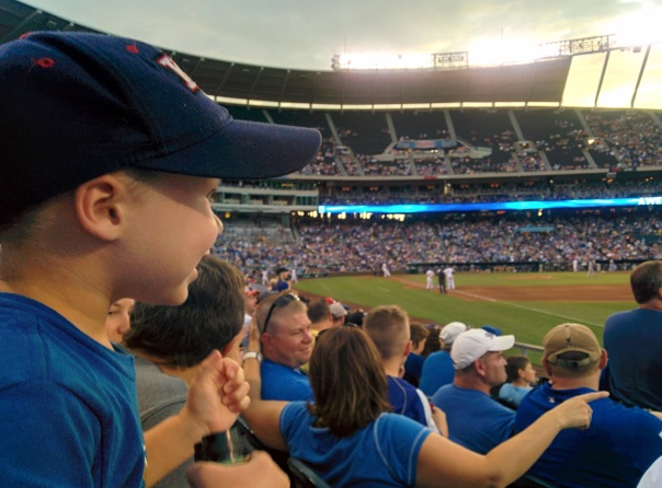 Baseball Experience - The Rookie Dad