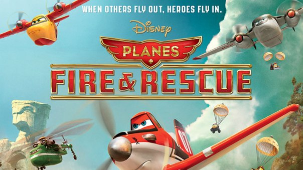 Lessons Learned from Disney's Planes Fire and Rescue